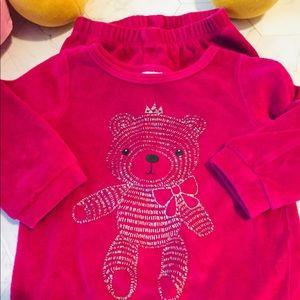 Baby sweatsuit